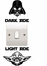 Star Wars  - Light Switch,Wall Art, Decal, Sticker, Quality NEW
