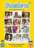 Benidorm - Complete Series 4 [DVD][Region 2]
