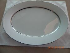 "Lenox Oxford Lexington 16"" oval platter, medium"