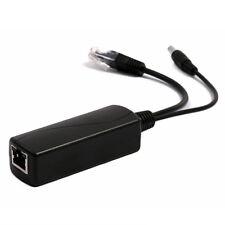 Active PoE Splitter Power Over Ethernet 48V to 12V 2A IEEE802.3af Standard Charm