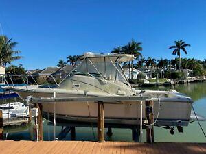 1996 Pursuit 29' Cabin Cruiser - Florida
