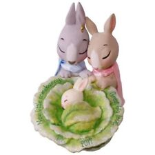 LITTLE SOMEBUNNY NEW HALLMARK ORNAMENT 2017 NEW SHIPS OUT NOW! FREE SHIP IN US