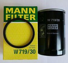 AUDI A3 / A4 MOTORE FILTRO OLIO 06A115561B Mann Hummel W719 / 30