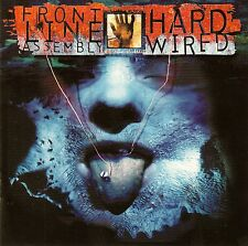 FRONT LINE ASSEMBLY : HARD WIRED / CD (OFF BEAT SPV 085-22292) - ERSTAUFLAGE!