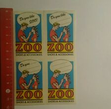 Aufkleber/Sticker: do you like Zoo Shoes & Accessoires (2710166)