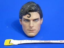 Hot Toys MMS152 SUPERMAN Christopher Reeve  - Head Sculpt w/Peg 1:6 Scale