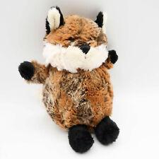 Mary Meyer Fab Fuzz Lil' Fox Plush Toy Round Fat Stuffed Animal Soft