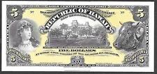 1895 République De Hawaii - 1895 Or Certificat - Abnc Preuve Imprimée