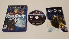 Rogue Galaxy (Sony PlayStation 2) European Version PAL