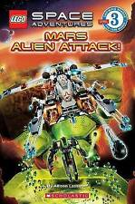 Lego: Space Adventures: Mars Alien Attack! by Allison Lassieur (Paperback) Early