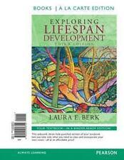 Exploring Lifespan Development, Books a la Carte Edition (3rd Edition), Berk, La