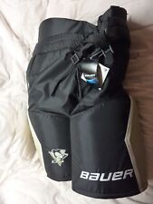 Pittsburgh Penguin Hockey Team Issued Bauer Pant Breezer - Nwt - Size Xl
