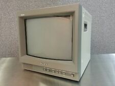 SONY TRINITRON COLOR VIDEO MONITOR PVM-14L1