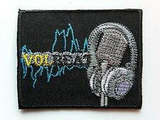VOLBEAT DANISH HEAVY PUNK ROCK ROCKABILLY MUSIC EMBROIDERED PATCH UK SELLER