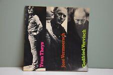 Yvan Theys - José Vermeersch - Godfried Vervisch - 1977