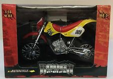 1974 Zee Toys Ridge Riders Motorcycle Lot Honda Yamaha Rough Rider