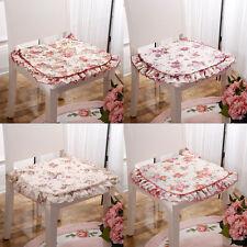 Coussins galette de siège Doux maison Coton pastorale Coussin floral Chaise Pad