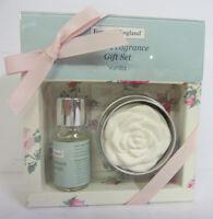 LP21323- Forever England Home Fragrance Gift Set- Vanilla  ONLY £2.99!