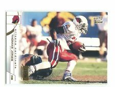 2002 Pacific Premiere Date #4 Thomas Jones/36 Arizona Cardinals