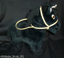 VINTAGE CABBAGE PATCH KIDS BLACK HORSE PONY FARM 1984 CPK COLECO FOR DOLL RARE