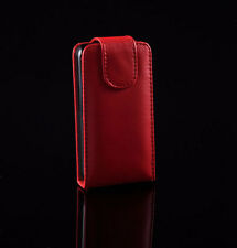 Billetera Polipiel Funda Carcasa Tipo Libro Rojo Para sony LT30P Xperia T