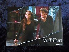 Cursed lobby cards/stills - Christina Ricci, Wes Craven - German set of 8