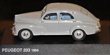 Peugeot 203 - 1954 - 1/43