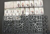 Warhammer Age of Sigmar Warcry Warband: Scions of the Flame (8) **NoS**