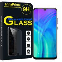 "Lot Film Verre Trempé Protecteur Écran Huawei Honor 20 Lite/ Honor 10i 6.21"""