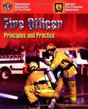 Fire Officer : Principles and Practice by Michael Ward and National Fire Protec…