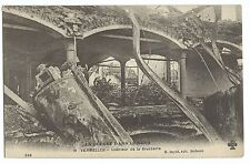 WW1 Ruins, Vermelles, Interior of Brewery PPC, Unposted