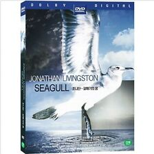 Jonathan Livingston Seagull DVD -Hall Bartlett (NEW) / NO CASE (Only Cover&Disc)
