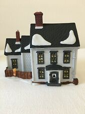 Dept 56 New England Village - Jannes Mullet Amish Farm House #56,59439