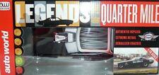 AUTO WORLD METAL and PLASTIC 1:18 SCALE DON GARLITS 1971 DODGE CHARGER FUNNY CAR