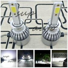 H1 CREE LED Headlights Bulbs Conversion Kit High Low Beam Fog Lights 6000K White