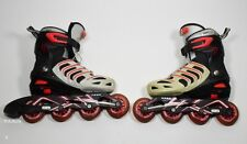 Pattini in linea rotelle roller Softfit hi 37-40 performance H40 Skate-128