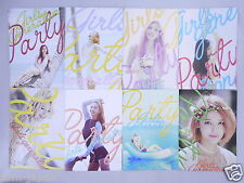 SNSD GIRLS' GENERATION Promotional Goods NOT FOR SALE Mini Photo Book set of 8