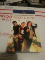 Benny & Joon (VHS, 1997) Johnny Depp, Mary Stuart Masterson, Aidan Quinn