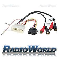 Hyundai/Kia amplificato autoradio ISO Cablaggio piombo Adattatore Connettore guaina