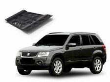Getriebeschutz aus Stahl Unterfahrschutz für Suzuki Grand Vitara ab 2005