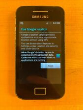 Samsung Galaxy Ace GT-S5830 GT-S5830L 3G - AT&T - Screen Cracked Works