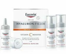 Eucerin Hyaluron Filler Vitamina C Booster 3x8ml con vitamina C 10% Pura   Nuevo *
