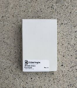 NEW GE Interlogix 60-606-319.5 Wireless 4-Button Remote Key Fob