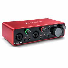 Audio Interface Focusrite Scarlett 2i2 3rd Gen Audio Interface Audiointerface NE