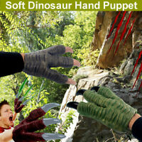 Kid Animal Monster Rubber Claw Dinosaur Paw Fun Toy For Children Gifts 3  d
