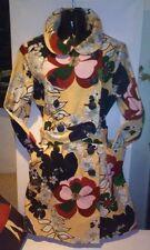 RAOUL  Cotton Floral coat size 12 Retails $385