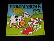 DISNEY - RARE PUZZLE - PUBLICITE EUROMARCHE - AN 1970 - RIRI , FIFI , LOULOU
