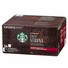 Starbucks Caffè Verona Coffee K-Cup Pods - 54-pack