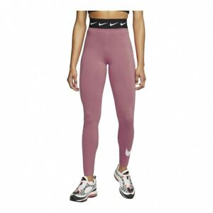Nike Womens Sportswear Club High Waisted LEG-A-SEE Leggings CJ1984 614 - SIZE S