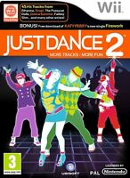 Just Dance 2 | Nintendo Wii | Very Good Condtion | Fast Dispatch